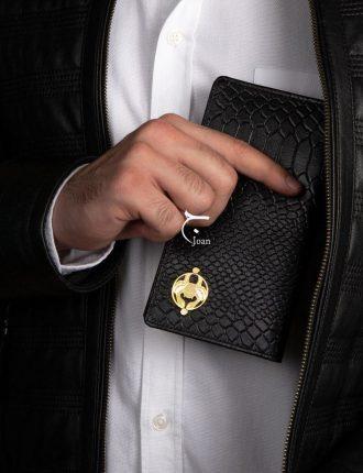 کیف پول مردانه تیر