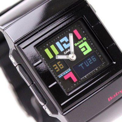 ساعت مچی عقربه ای زنانه کاسیو مدل BGA-200PD-1BDR_5f3c6200d767e.jpeg